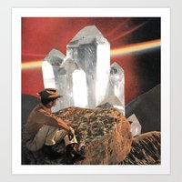 Clearstone Summit Art Print