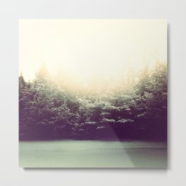 Wintertide. Metal Print