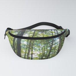 Tree Grove & Lake Sunrise Fanny Pack