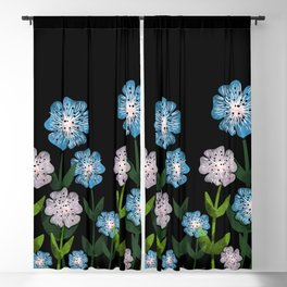 Pattern 124 Blackout Curtain