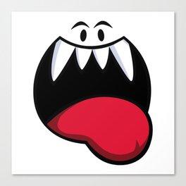 Happy Boo! Canvas Print