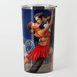 Dancing Under the Stars Travel Mug