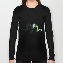 Dust, Light, and Shadows Long Sleeve T-shirt
