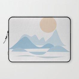 NORTHERN SEA #society6 #buyart #decor Laptop Sleeve