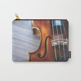 Violin Photography Carry-All Pouch