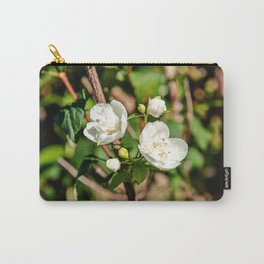Sweetest Flower Carry-All Pouch