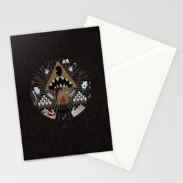 The decline Stationery Cards