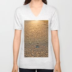 Light Unisex V-Neck