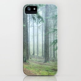 deep in thoughts iPhone Case