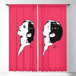 Barbra Streisand - Barbra - Pop Art Blackout Curtain