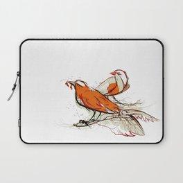after summer / birds Laptop Sleeve
