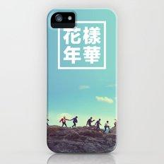 BTS + RUN iPhone (5, 5s) Slim Case