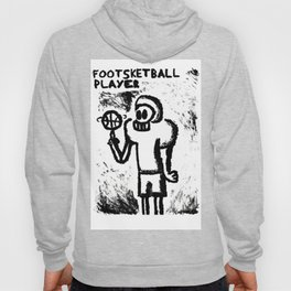 Footsketball Player Hoody
