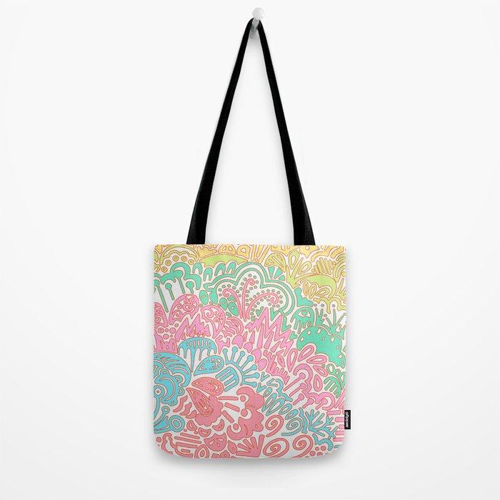 Tropic IV Tote Bag