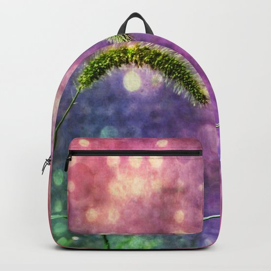 Grass Duo Love And Sparkle Backpack