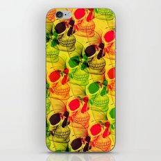 Skullfest iPhone & iPod Skin