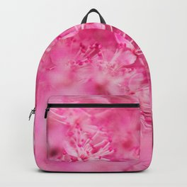 PINK Blossoming Flowers Backpack
