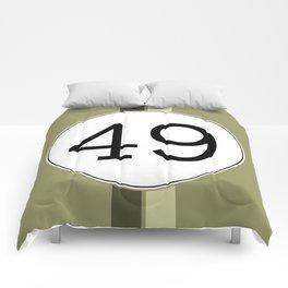 Rally 49 Comforters