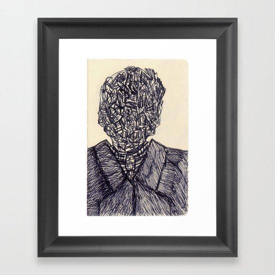 201011 _D Framed Art Print