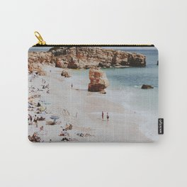 beach vibes xvii / portugal Carry-All Pouch