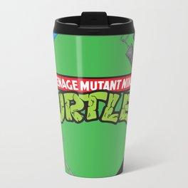 TMNT FTW! Travel Mug