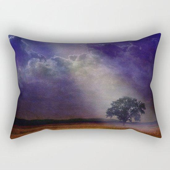 Moonlight. Rectangular Pillow