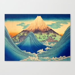 From the Eastern Borders with Love Canvas Print