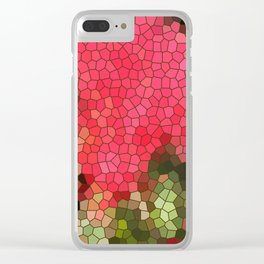 MOSAIC 2 Clear iPhone Case