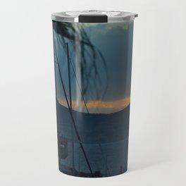 Sunset Naxos 2 Travel Mug
