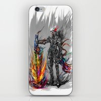 viking iPhone & iPod Skins featuring viking by ururuty