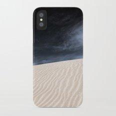 Dunes in Fuerteventura iPhone X Slim Case