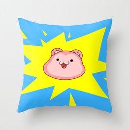 Peepoodo Pop Throw Pillow