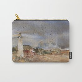 Menagerie Island Lighthouse Carry-All Pouch