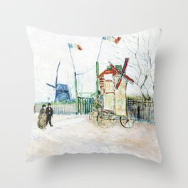 Stalemate Of The Two Brothers - Digital Remastered Edition Throw Pillow