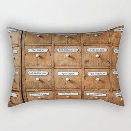 Pharmacy storage Rectangular Pillow