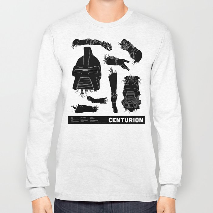 Decommissioned: Centurion  Long Sleeve T-shirt