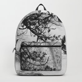 Gooseberry in Black and White Backpack