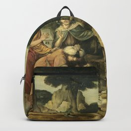 Cornelis Massijs - Parable of the Prodigal Son Backpack