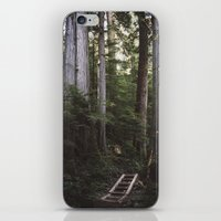 giants iPhone & iPod Skins featuring Among Giants by Frances Dierken