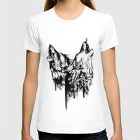 howl T-shirts featuring Howl  by Ink Odyssey