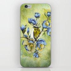 Magnolia Blues iPhone & iPod Skin