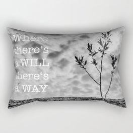 Will The Way Rectangular Pillow