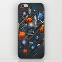 geo iPhone & iPod Skins featuring Geo by Tomas Brechler