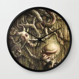 Root of Bitterness Wall Clock