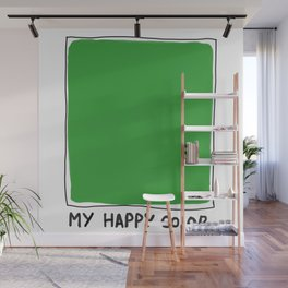 My Happy Color Wall Mural