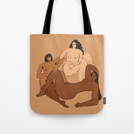 The Furies Tote Bag