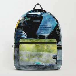 Lewis Hamilton 2017 Backpack