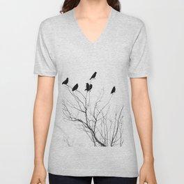 Crow Tree Unisex V-Neck
