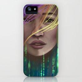 Sci-Fi Gamer iPhone Case