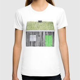 Traditional Faroese House T-shirt